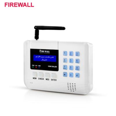 تلفن کننده سیمکارتی firewall